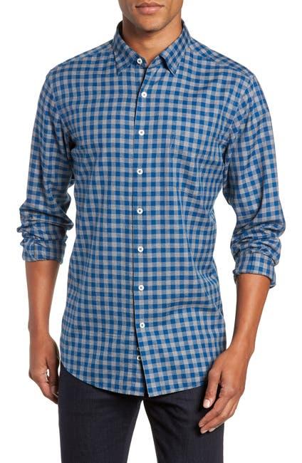 Image of RODD AND GUNN East Harbor Regular Fit Check Sport Shirt