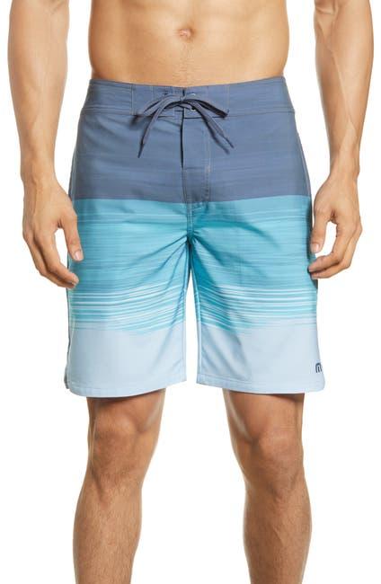 Image of TRAVIS MATHEW Nobody Panic Board Shorts