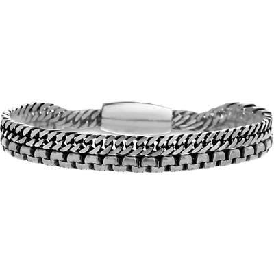 Steve Madden Double Strand Bracelet