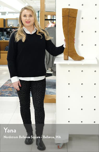 Over the Knee Boot, sales video thumbnail