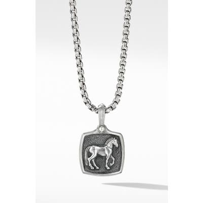 David Yurman Petrvs Horse Amulet Enhancer