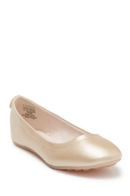 Image of DANSKIN Poise Classic Gel Ballet Flat