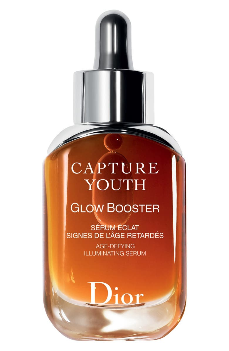 DIOR Capture Youth Glow Booster Age-Delay Illuminating Serum, Main, color, NO COLOR