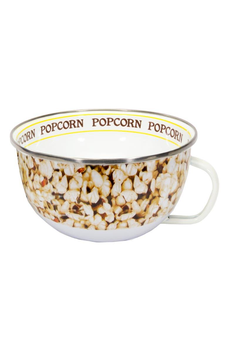 GOLDEN RABBIT Popcorn Mug, Main, color, 250