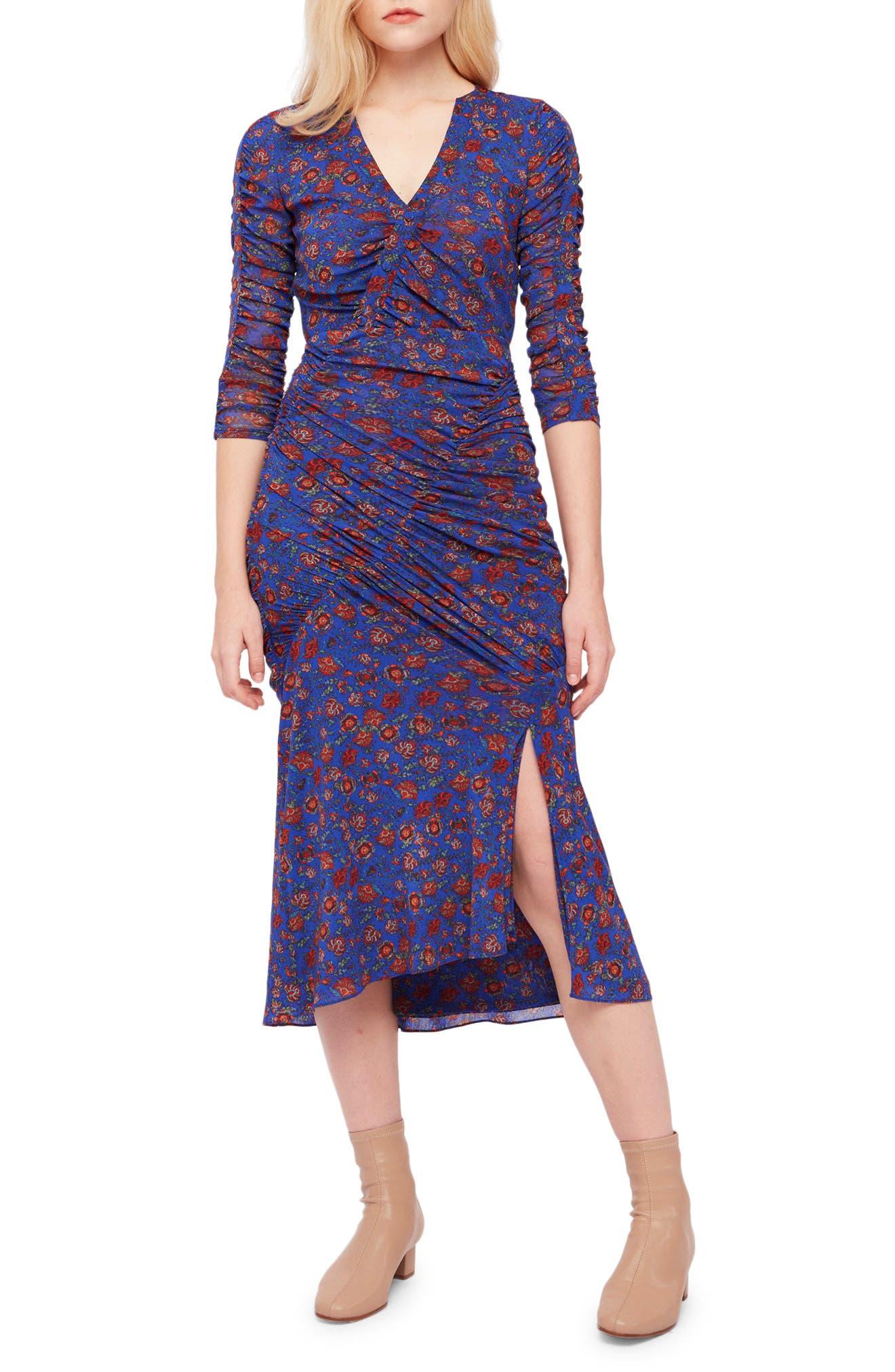 Breilla Floral Dress