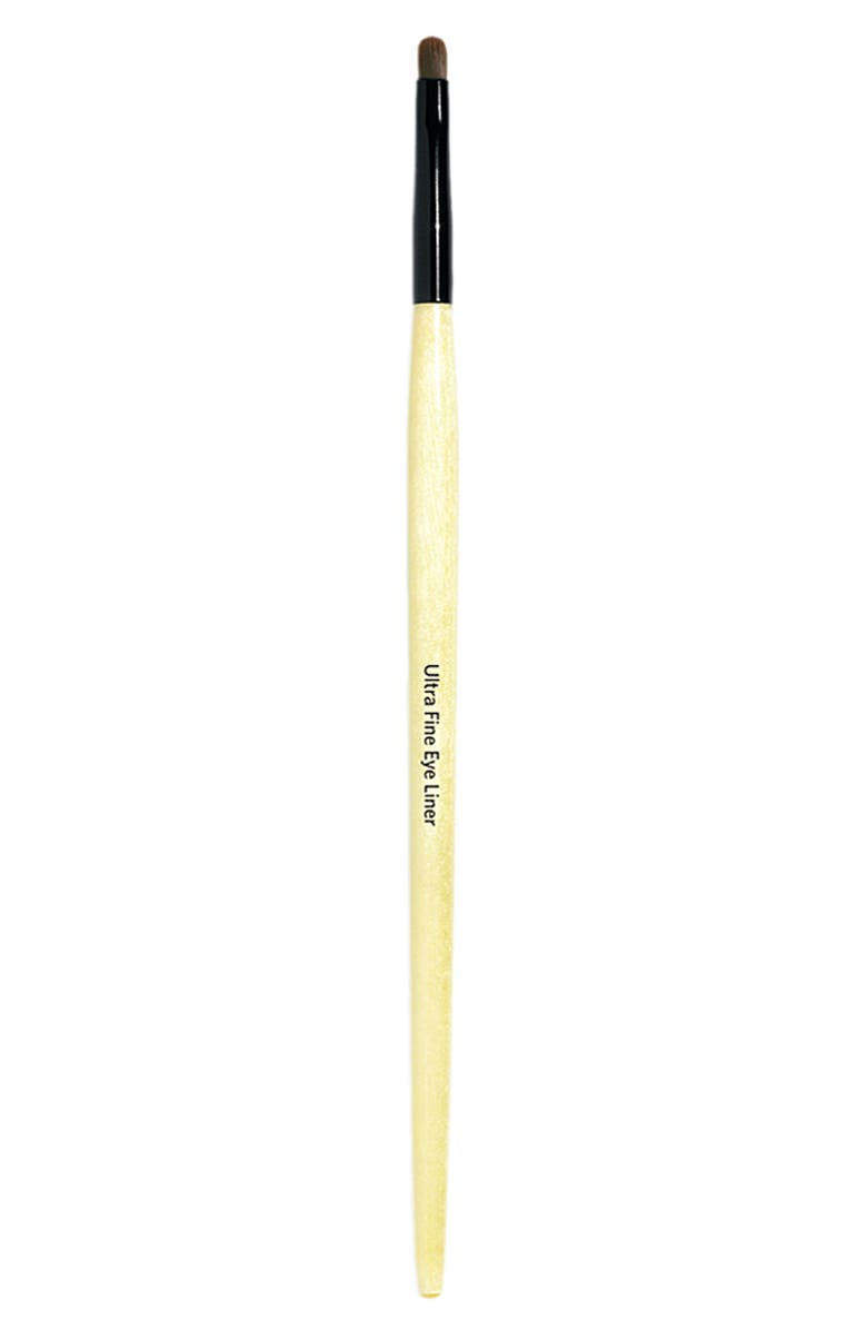 BOBBI BROWN Ultra Fine Eyeliner Brush, Main, color, NO COLOR