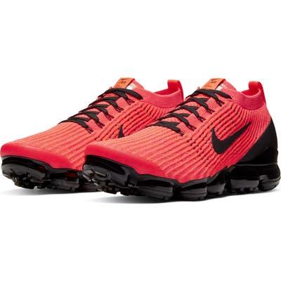 Nike Air Vapormax Flyknit 3 Sneaker- Coral