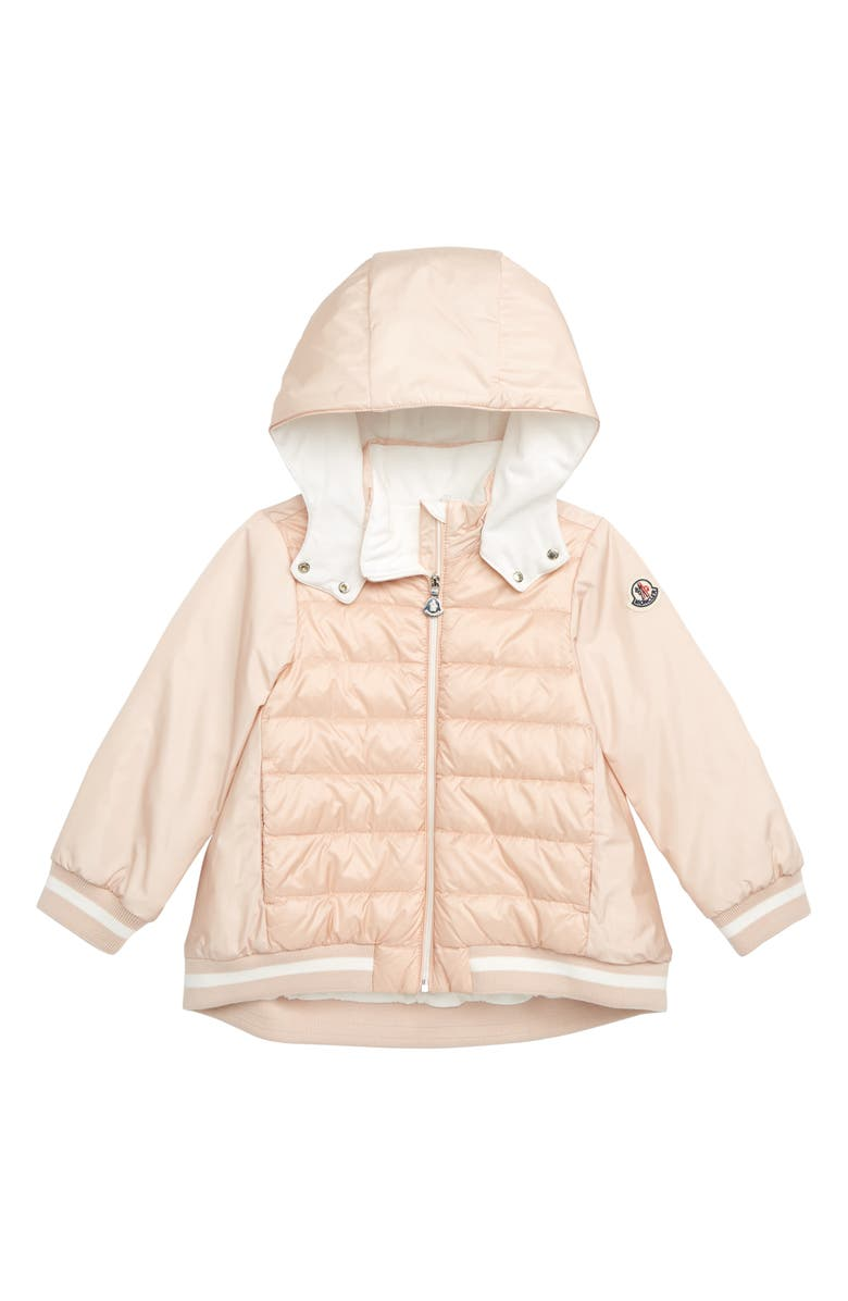 MONCLER Tureia Hooded Down Jacket, Main, color, 650