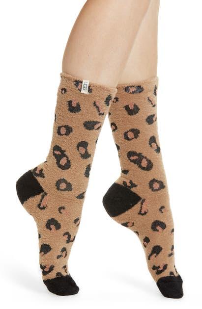 Ugg Socks UGG LESLIE CREW SOCKS