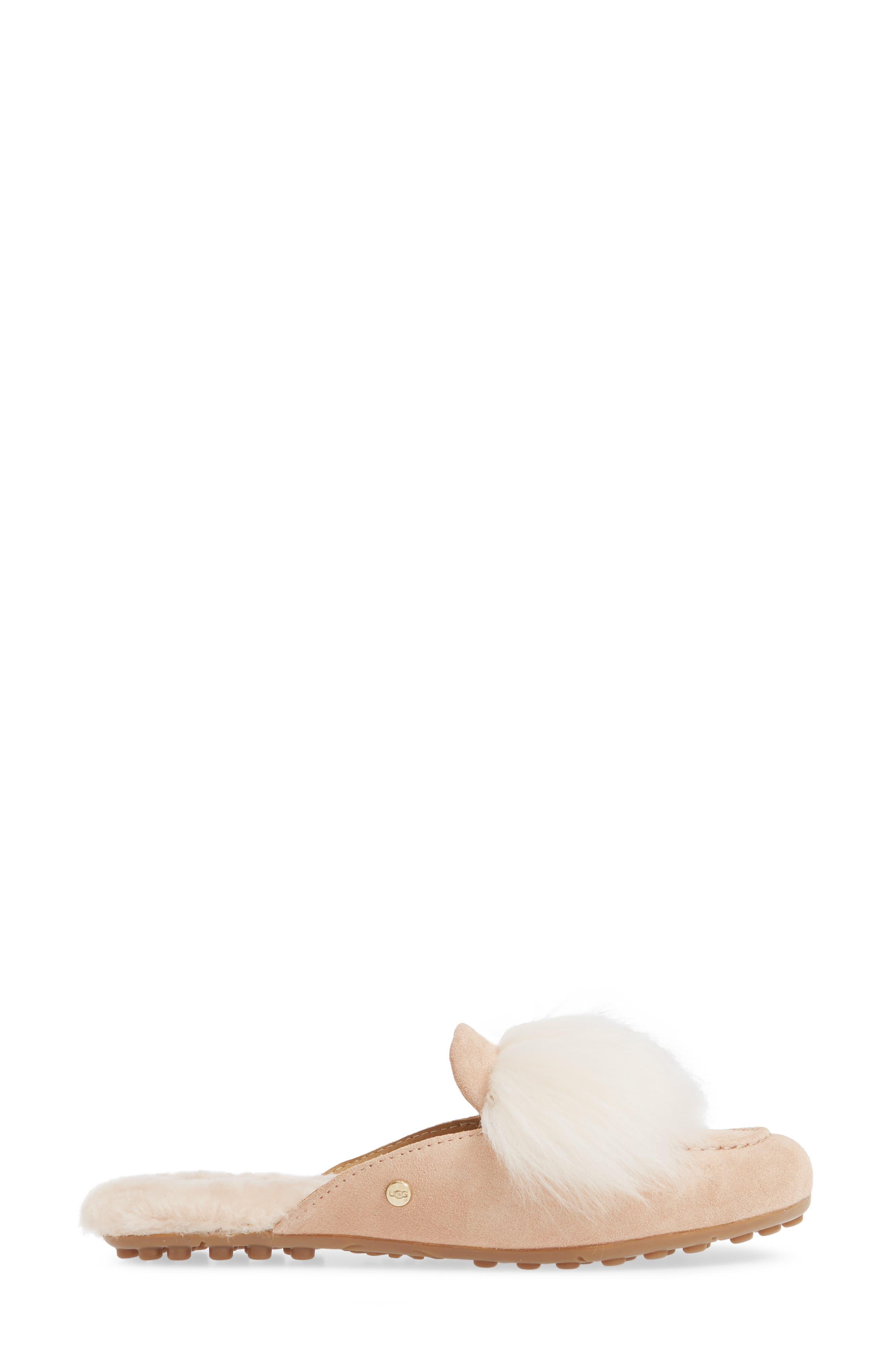 ,                             Shaine Wisp Genuine Shearling Slipper,                             Alternate thumbnail 24, color,                             650