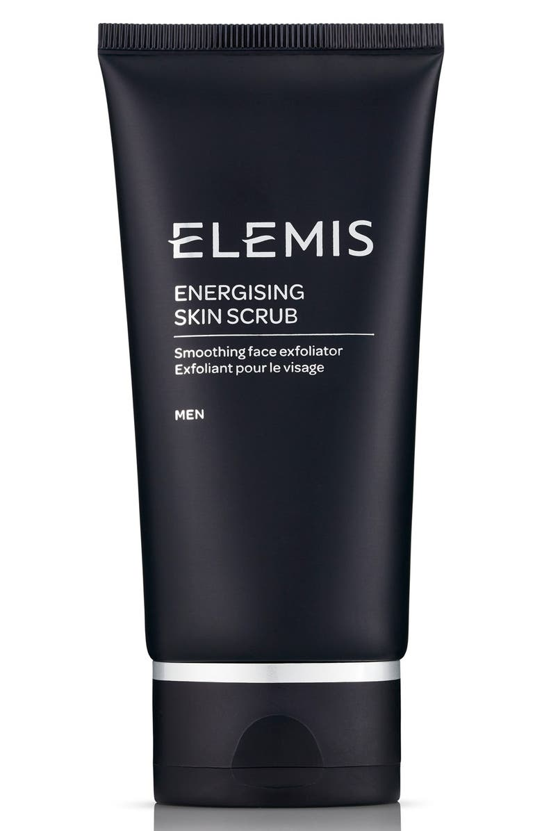 ELEMIS Time for Men Energizing Skin Scrub, Main, color, NO COLOR