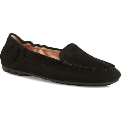 Taryn Rose Kristine Loafer- Black
