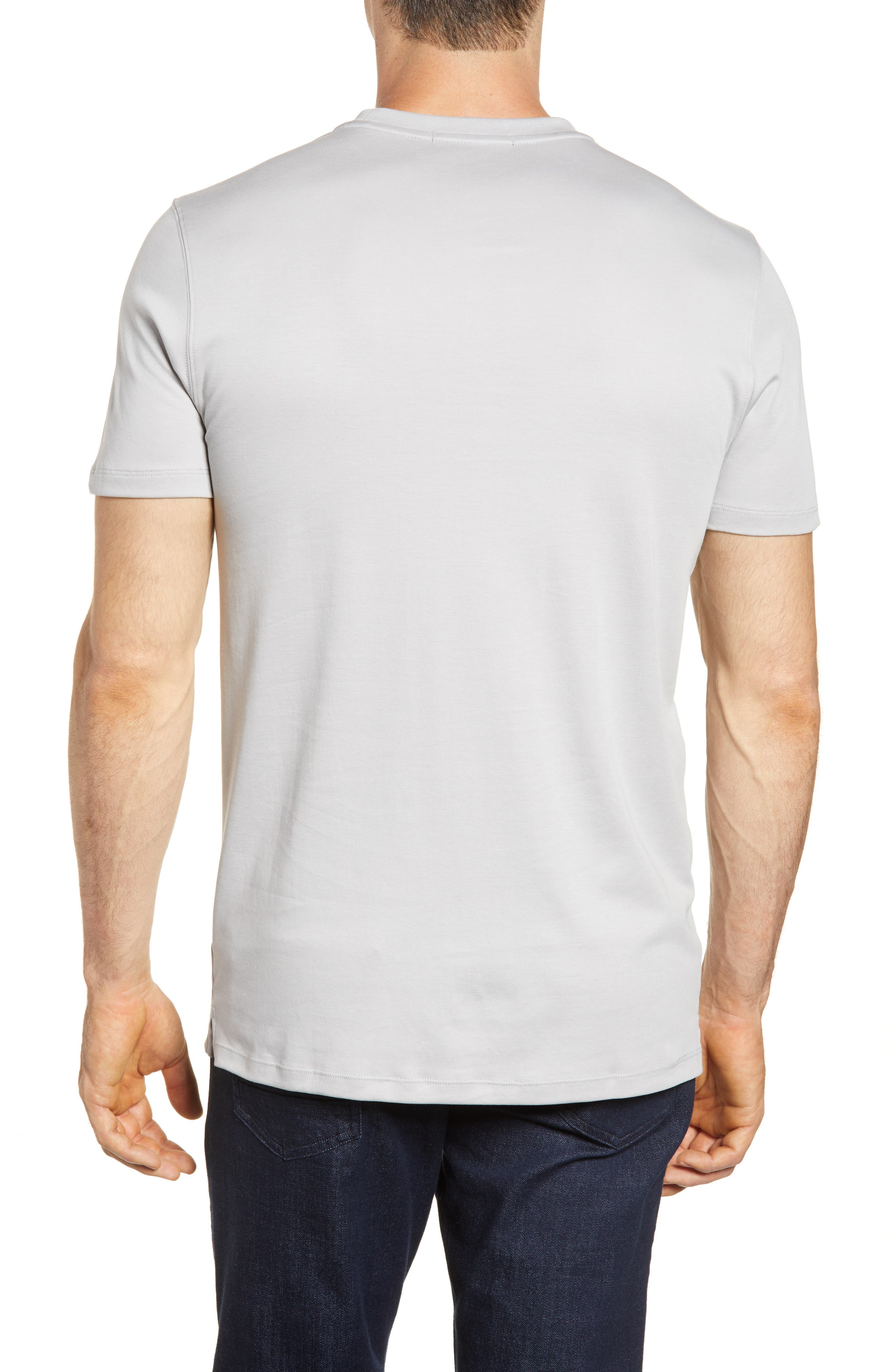 ,                             Georgia Crewneck T-Shirt,                             Alternate thumbnail 33, color,                             020