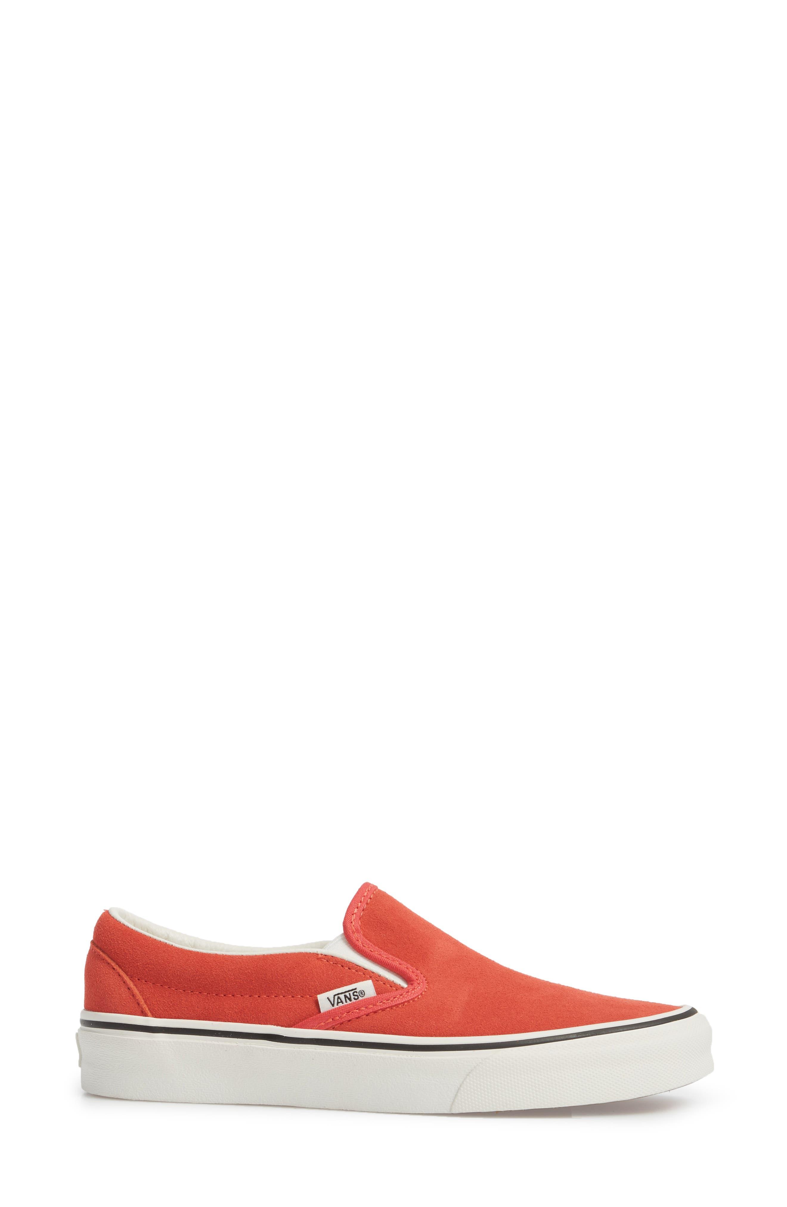 ,                             Classic Slip-On Sneaker,                             Alternate thumbnail 191, color,                             620