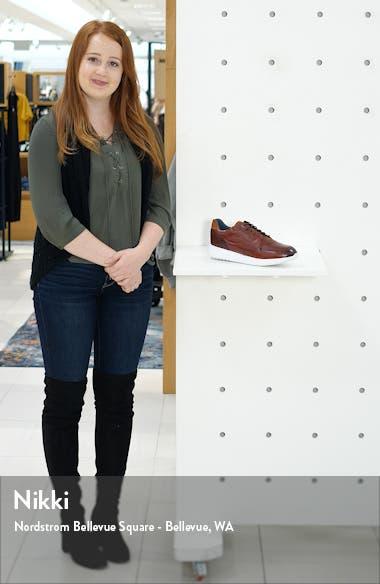 Caliir Wingtip Sneaker, sales video thumbnail