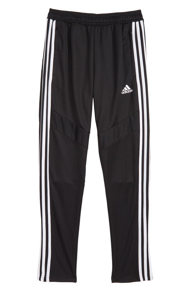 ADIDAS Tiro19 Sweatpants, Main, color, BLACK / WHITE