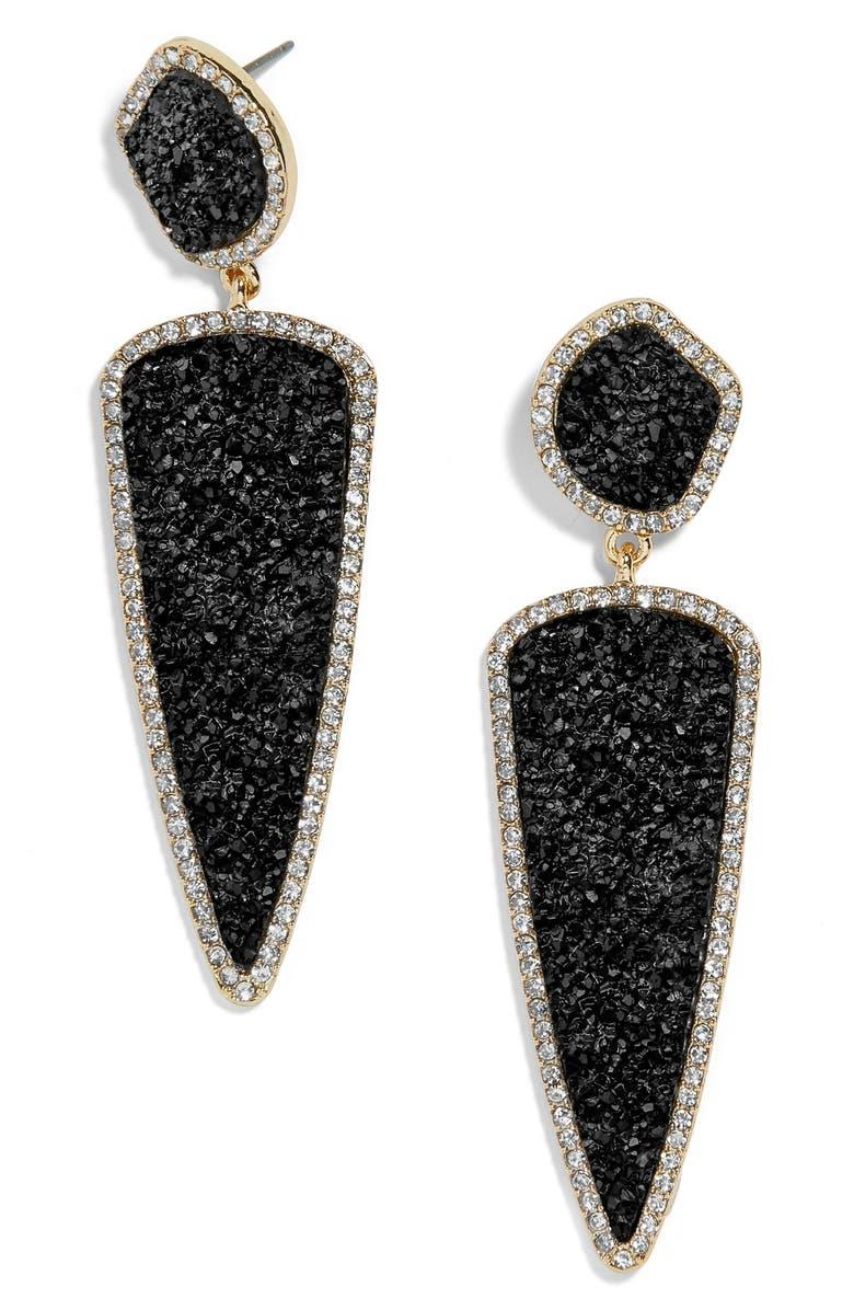 BAUBLEBAR Moonbeam Drop Earrings, Main, color, 010