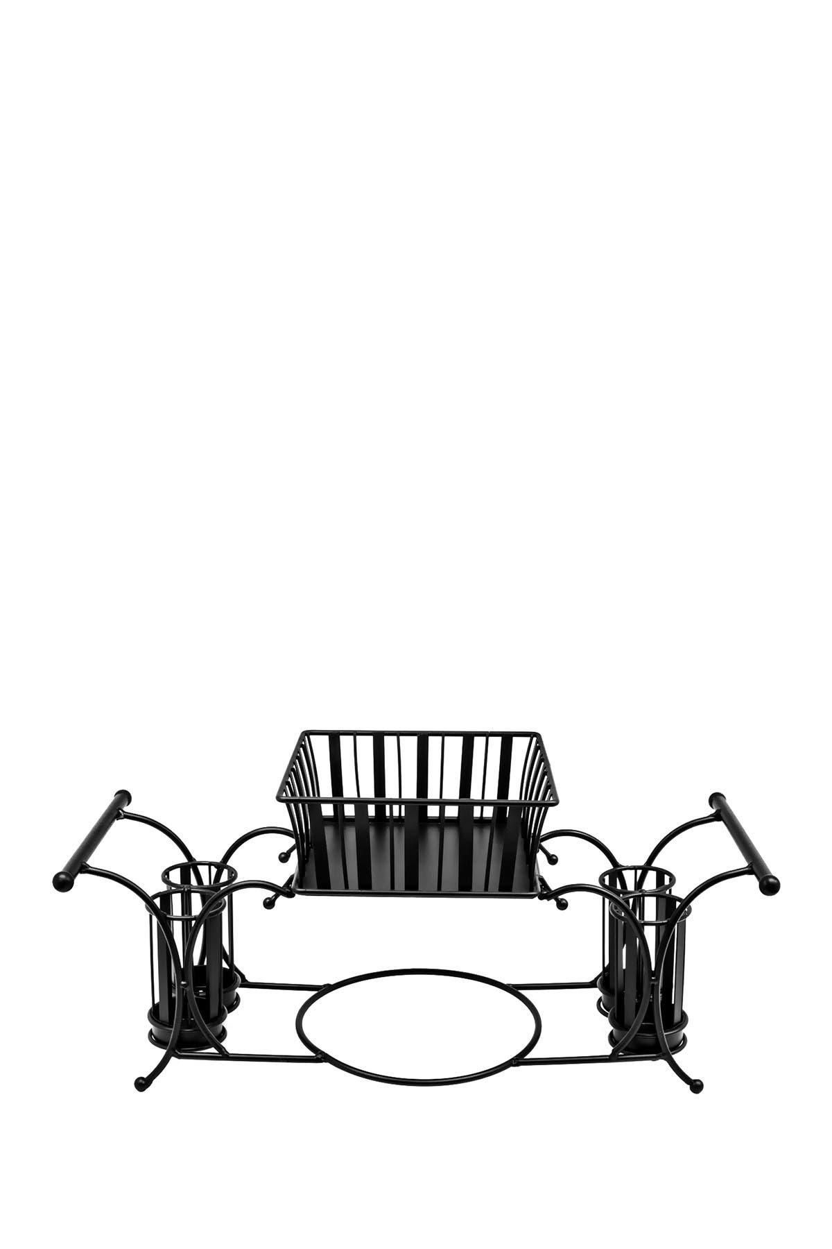 Image of Sorbus Utensil Buffet Caddy