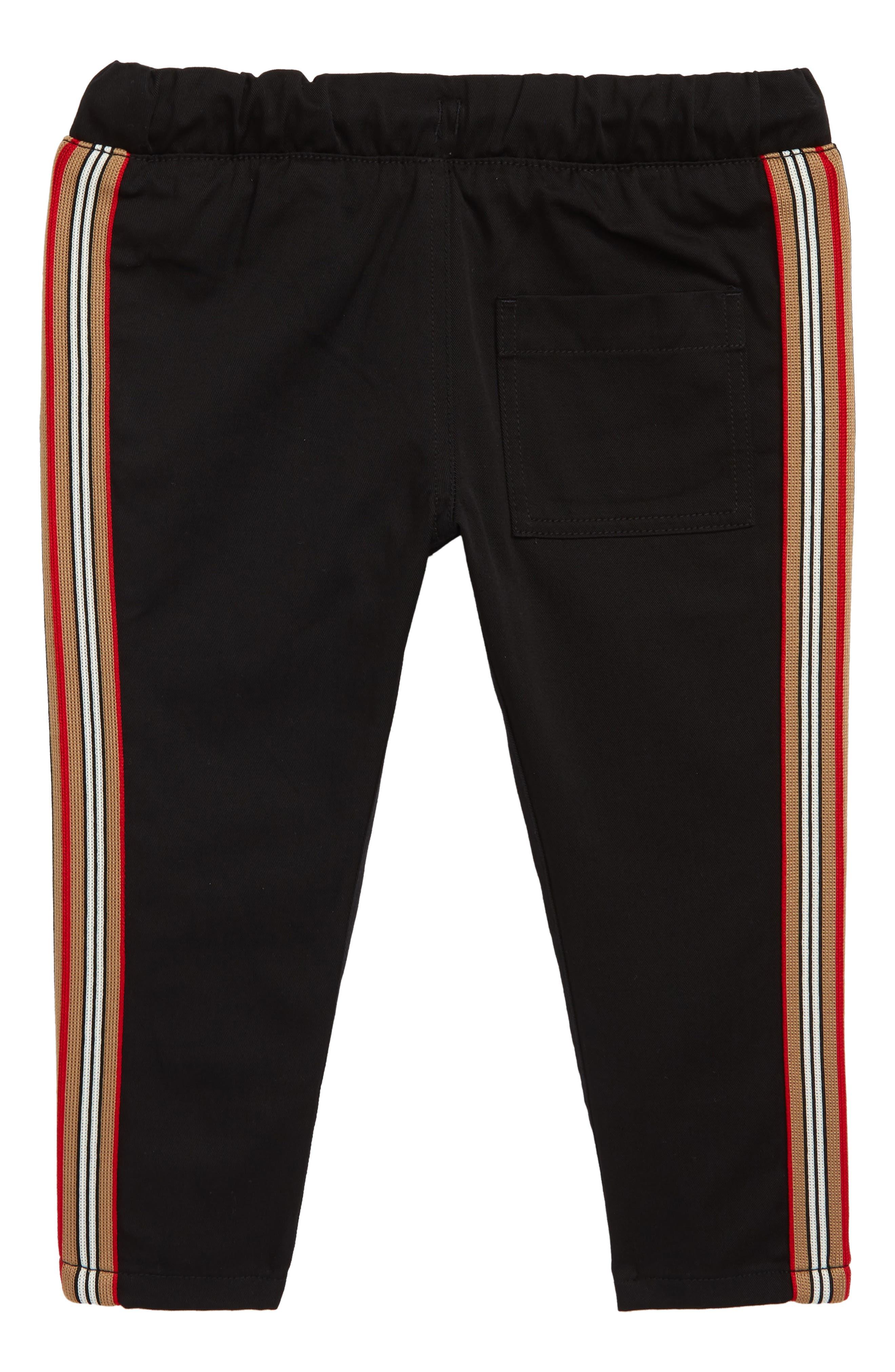 ,                             Curran Icon Woven Pants,                             Alternate thumbnail 2, color,                             BLACK