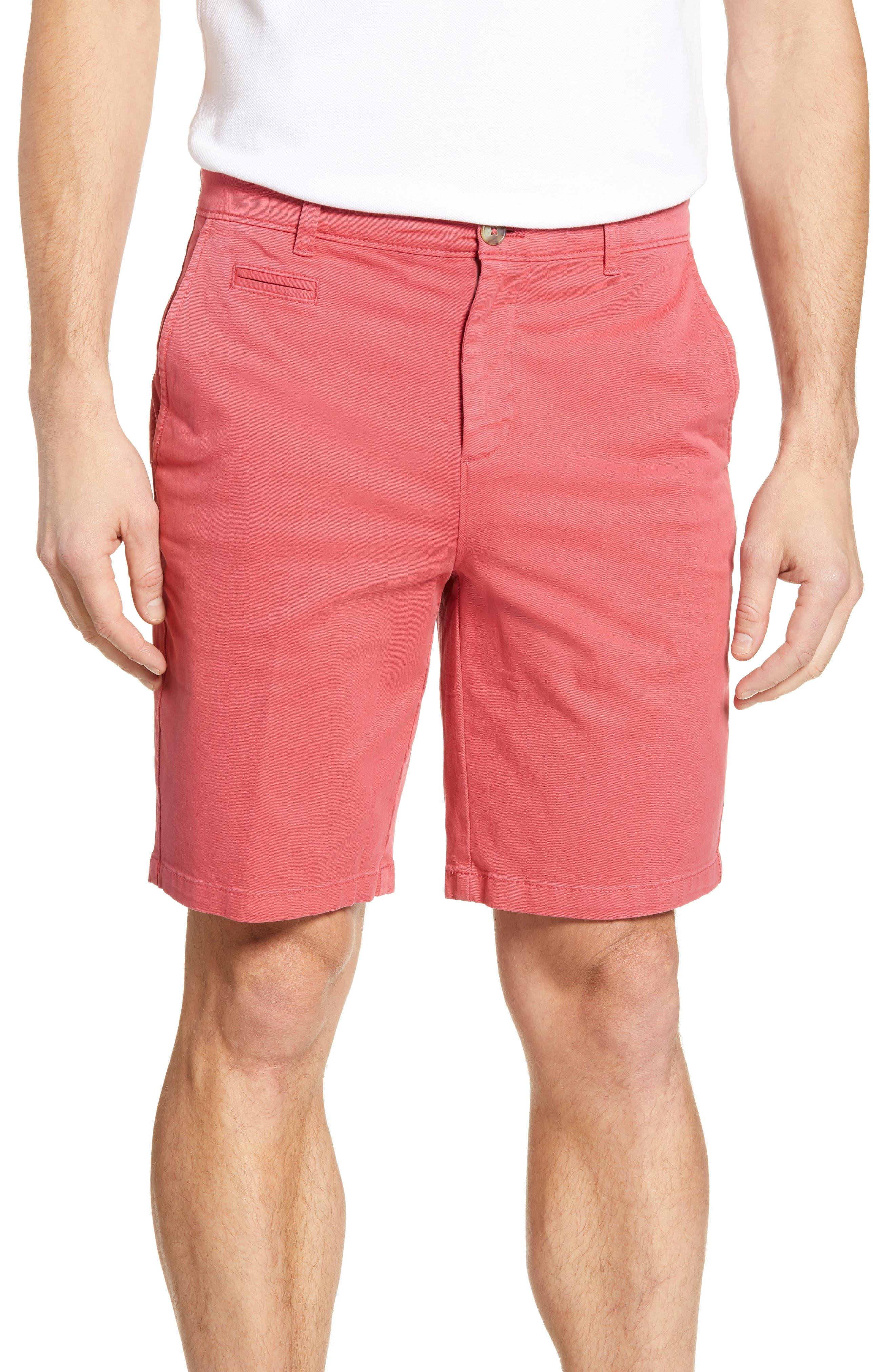 Neal Stretch Twill Shorts