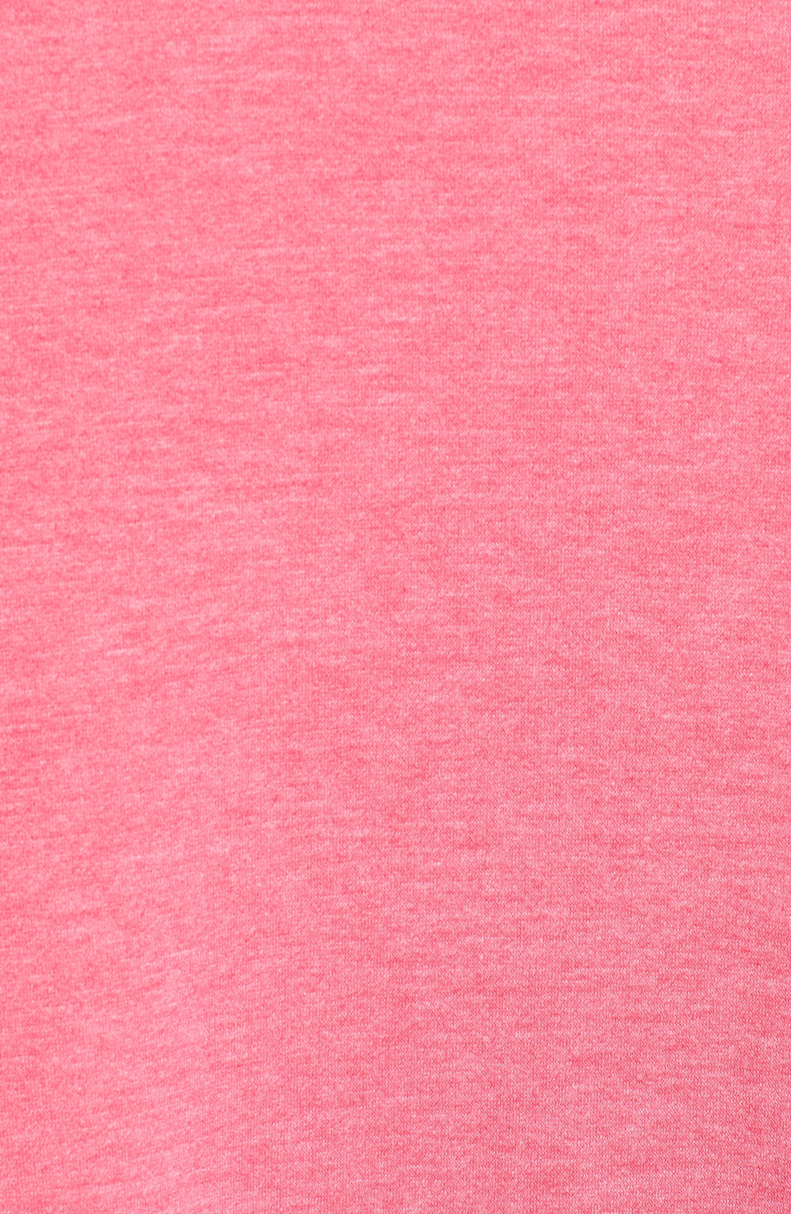 ,                             One-Button Fleece Wrap Cardigan,                             Alternate thumbnail 207, color,                             666
