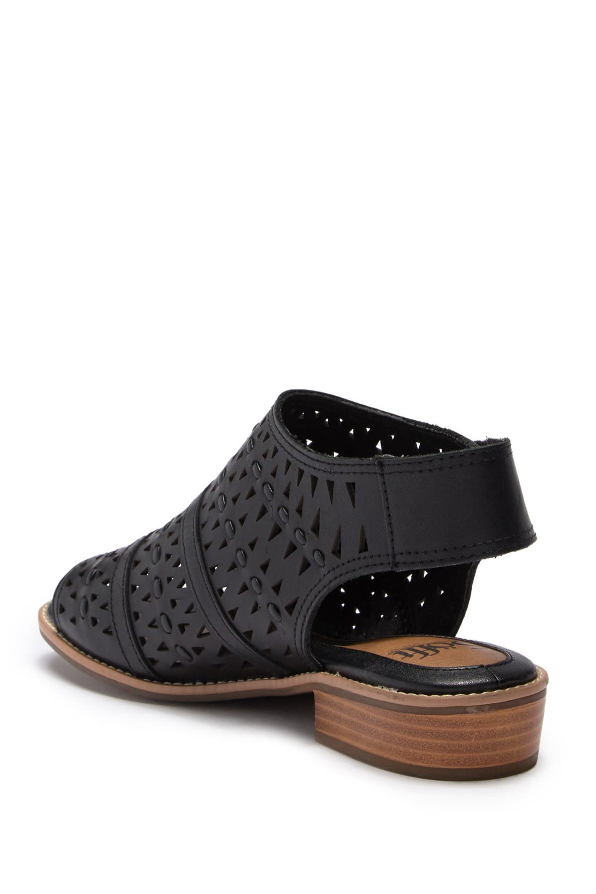 Sofft | Natalee Perforated Peep Toe