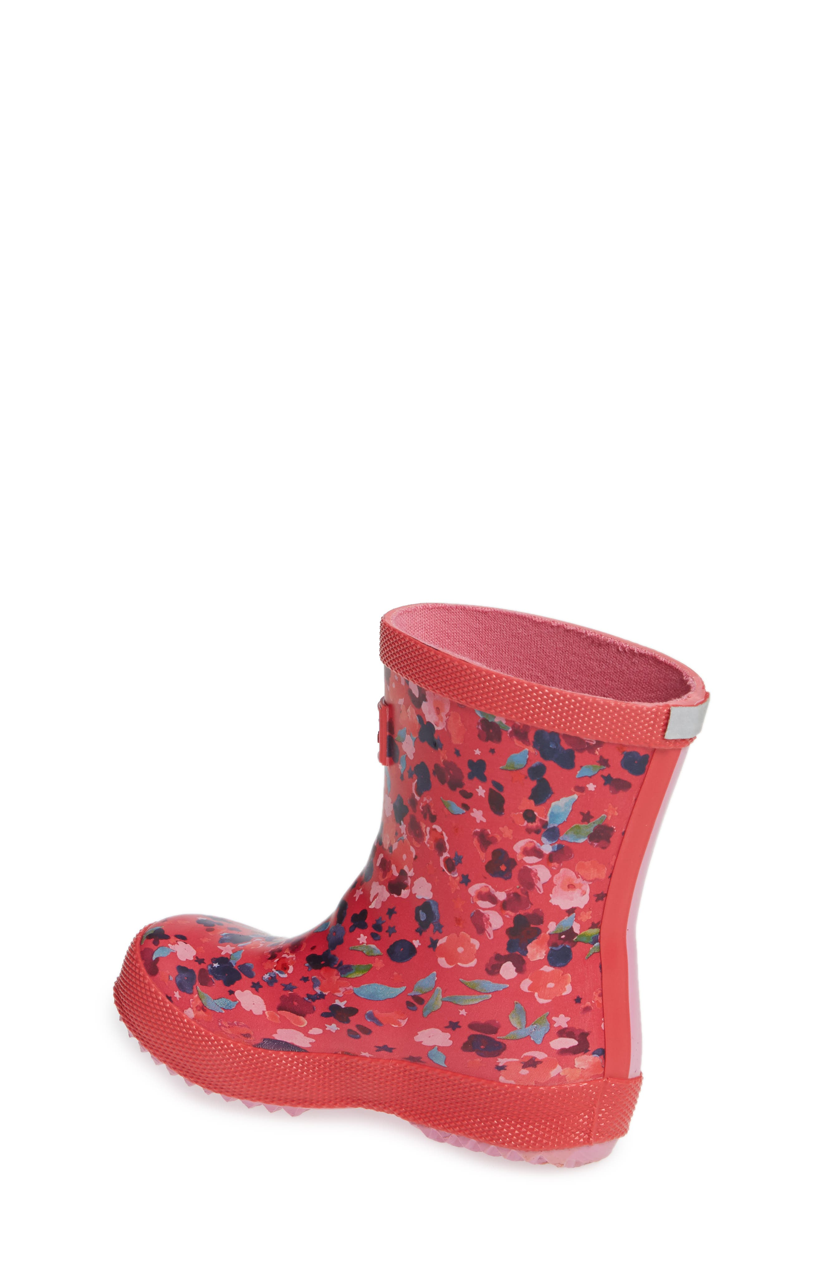 ,                             Baby Welly Print Waterproof Boot,                             Alternate thumbnail 29, color,                             659