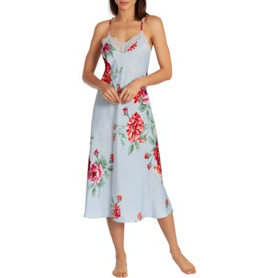 In Bloom By Jonquil Someone Like You Nightgown, Blue