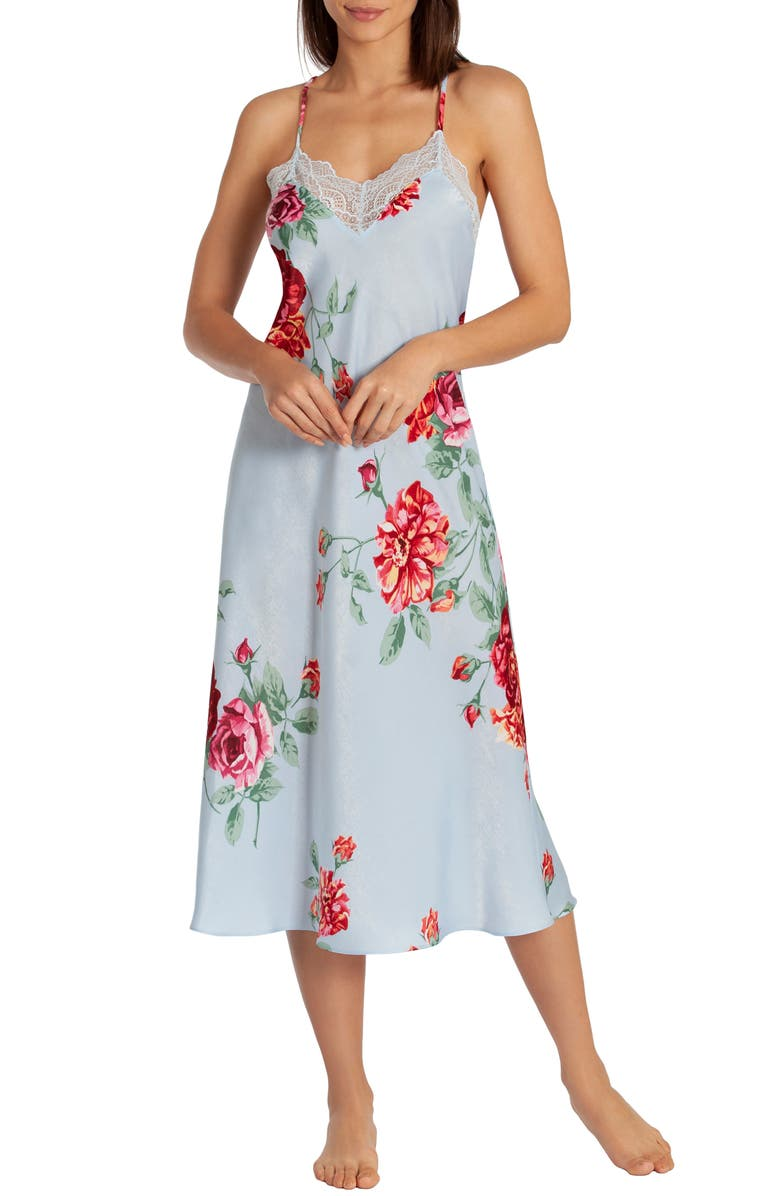 IN BLOOM BY JONQUIL Someone Like You Nightgown, Main, color, 400