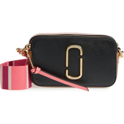 Marc Jacobs Snapshot Crossbody Bag - None