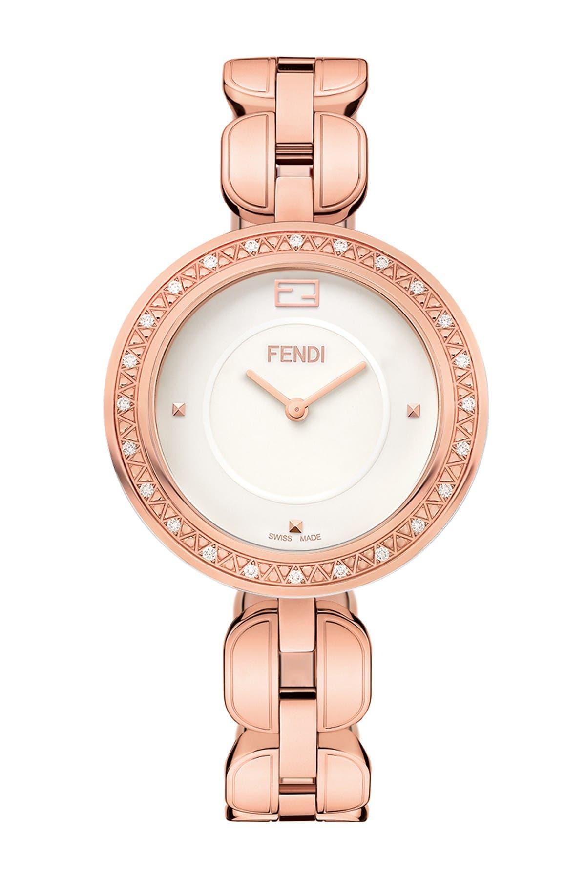 Image of FENDI Women's Fendi My Way Quartz Bracelet Watch, 36mm