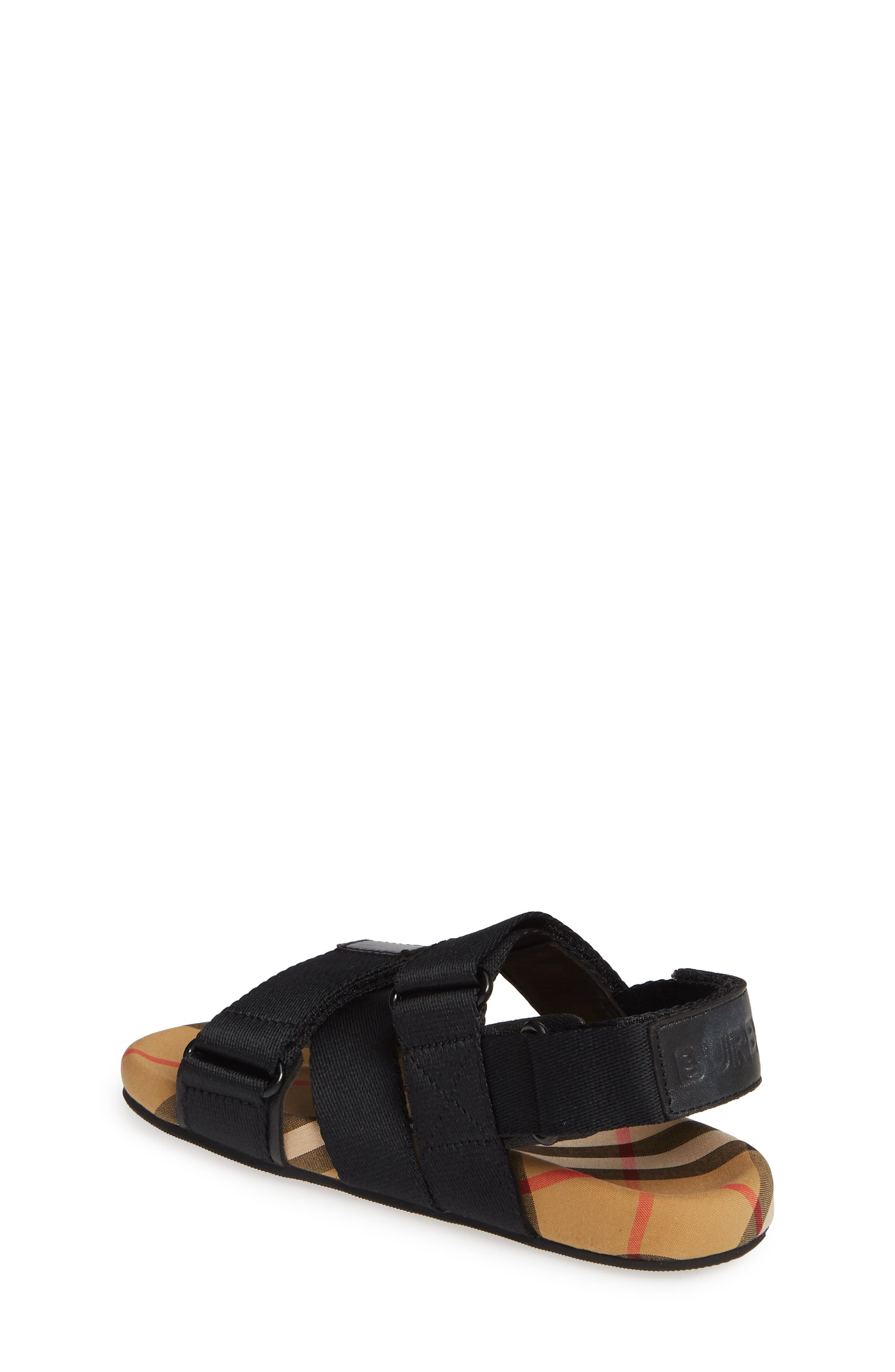 ,                             Redmire Sandal,                             Alternate thumbnail 2, color,                             BLACK/ANTIQUE YELLOW