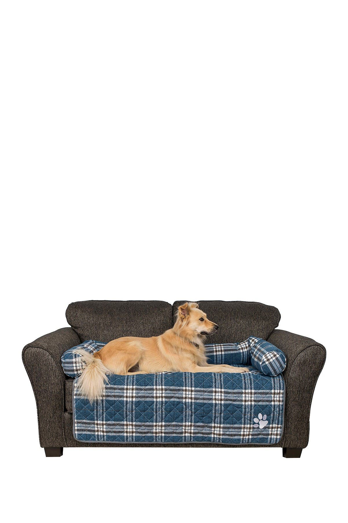 Image of Duck River Textile Hadley Reversible Pet Sofa Cover