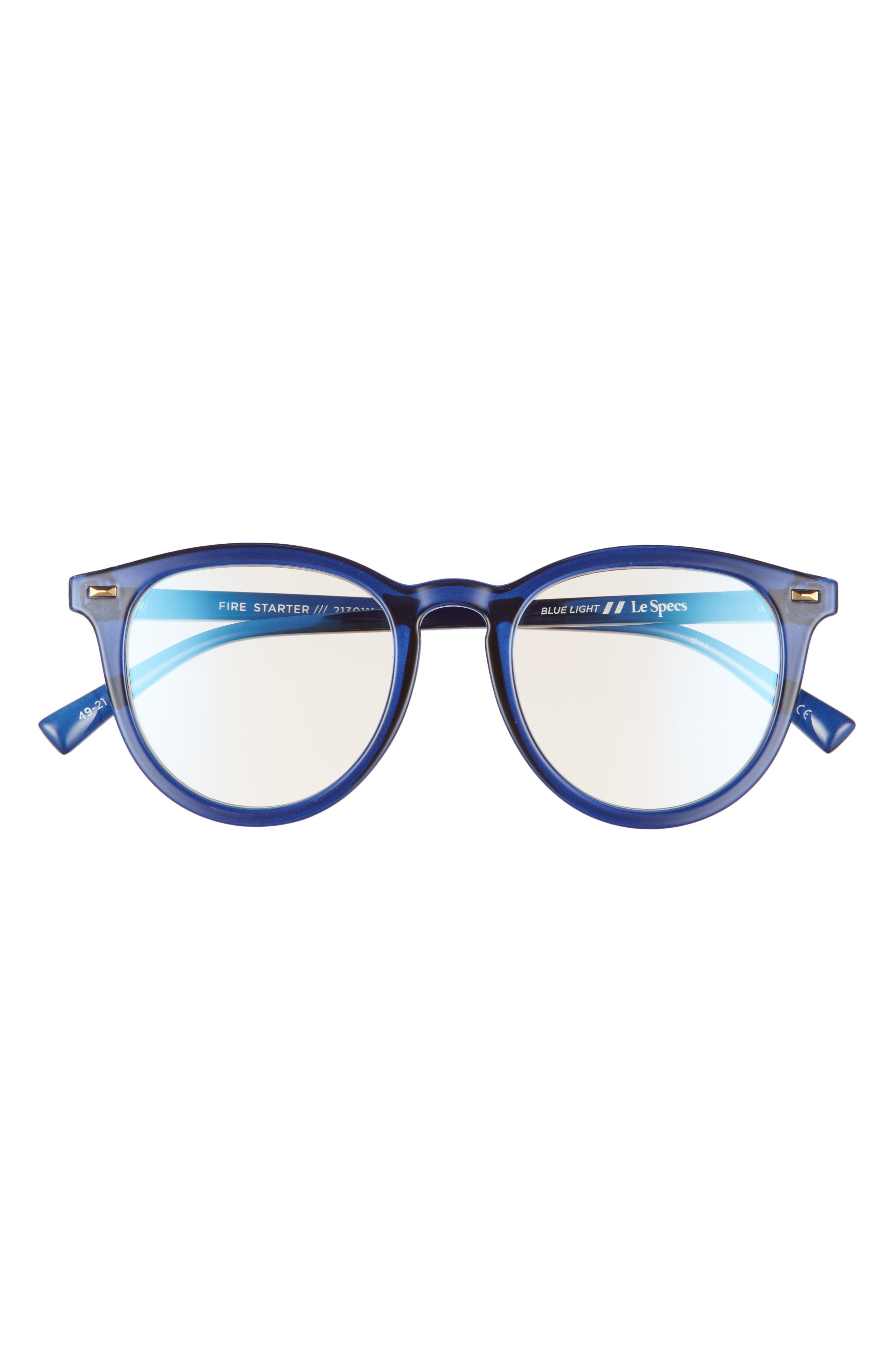 Fire Starter 45mm Small Blue Light Blocking Glasses