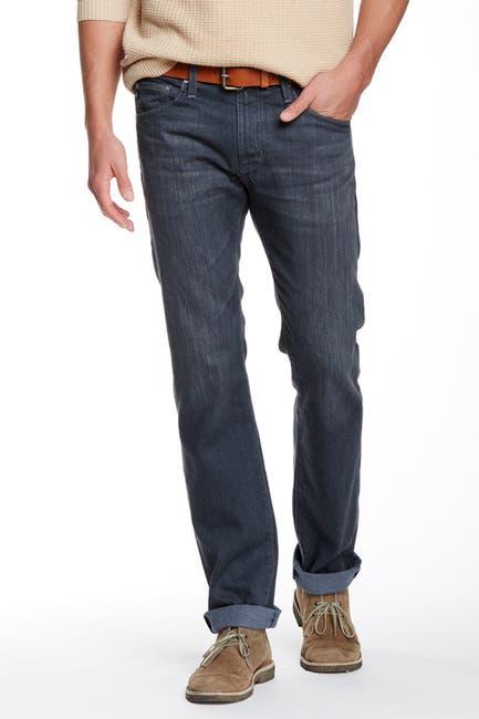 Image of AG Matchbox Slim Fit Straight Leg Jean