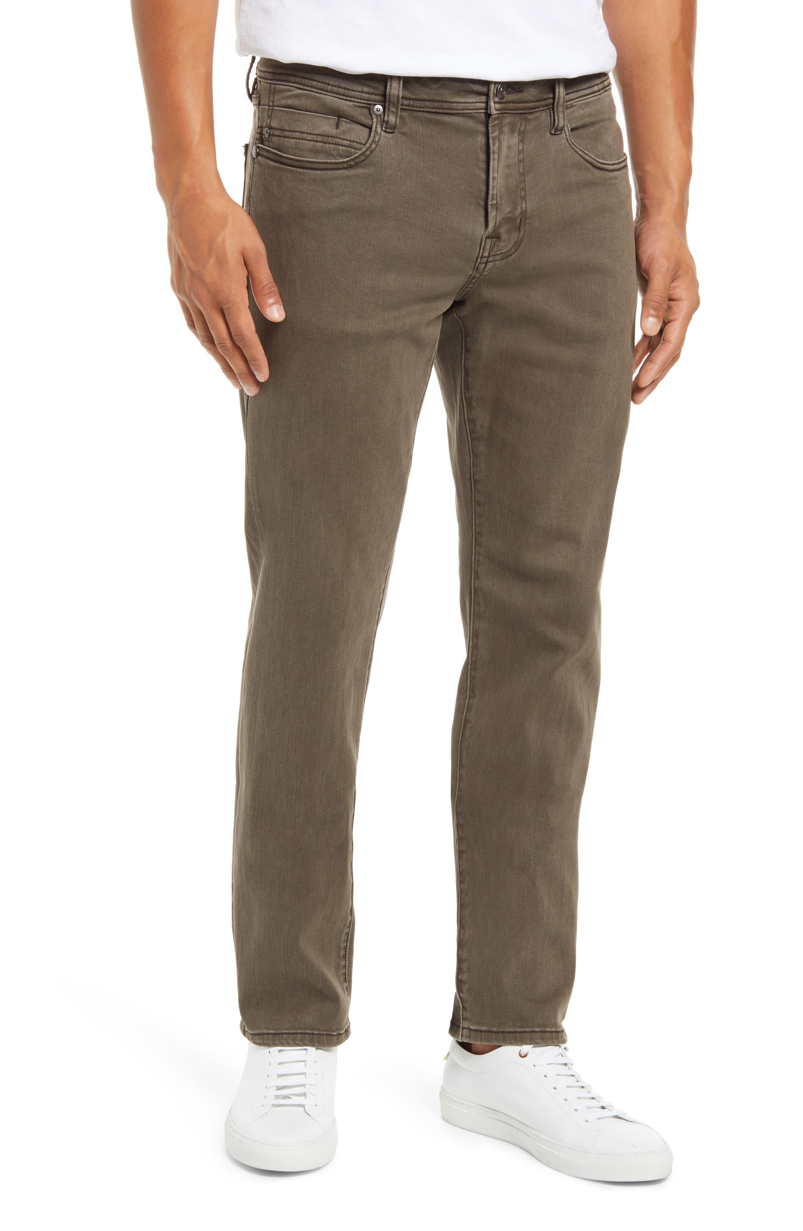 Kingston Modern Men's Straight Leg Jeans