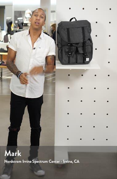 Buckingham Backpack, sales video thumbnail