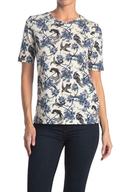Image of Scotch & Soda Allover Printed T-Shirt
