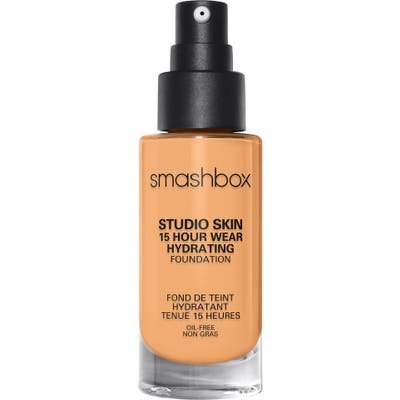 Smashbox Studio Skin 15 Hour Wear Hydrating Foundation - 2.4 Light-Medium Warm Peachy