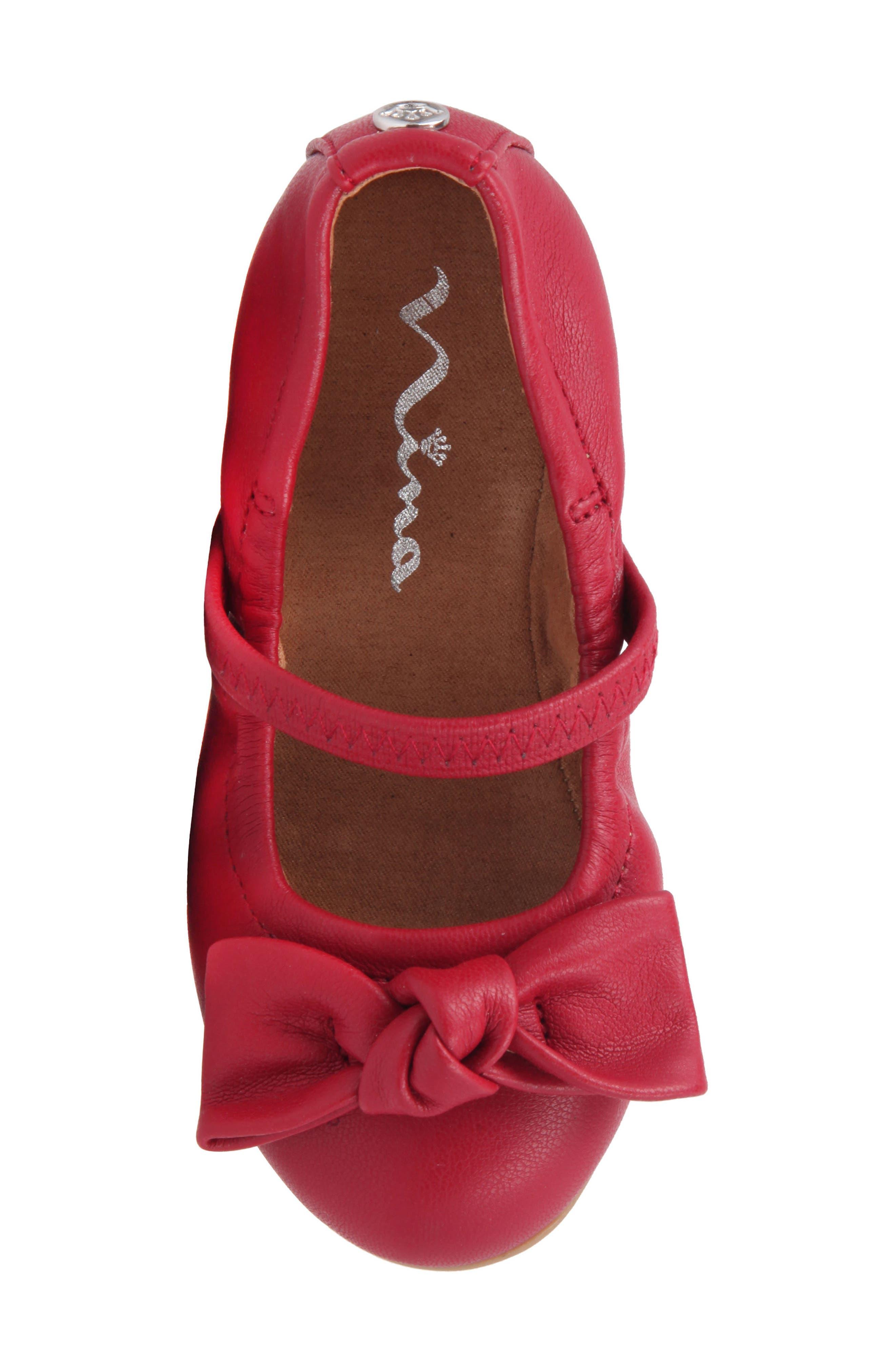,                             Karla Mary Jane Ballet Flat,                             Alternate thumbnail 56, color,                             603