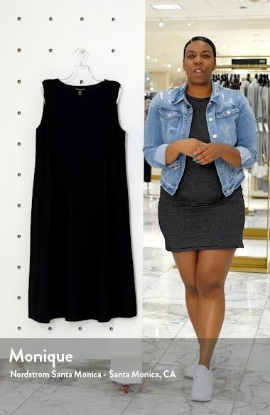 Sleeveless Swing Dress, sales video thumbnail