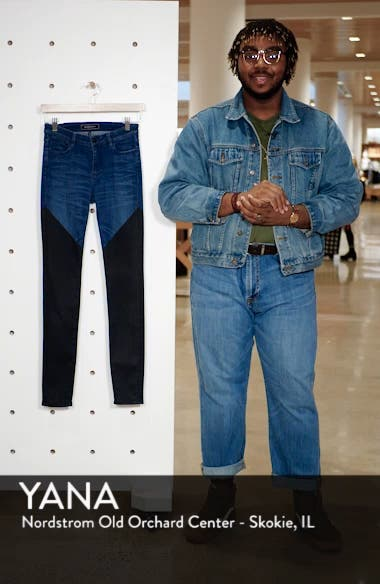 Emma Artemis Bicolor Skinny Jeans, sales video thumbnail