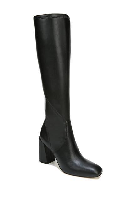 Image of Franco Sarto Gardeniah Square Toe Tall Boot