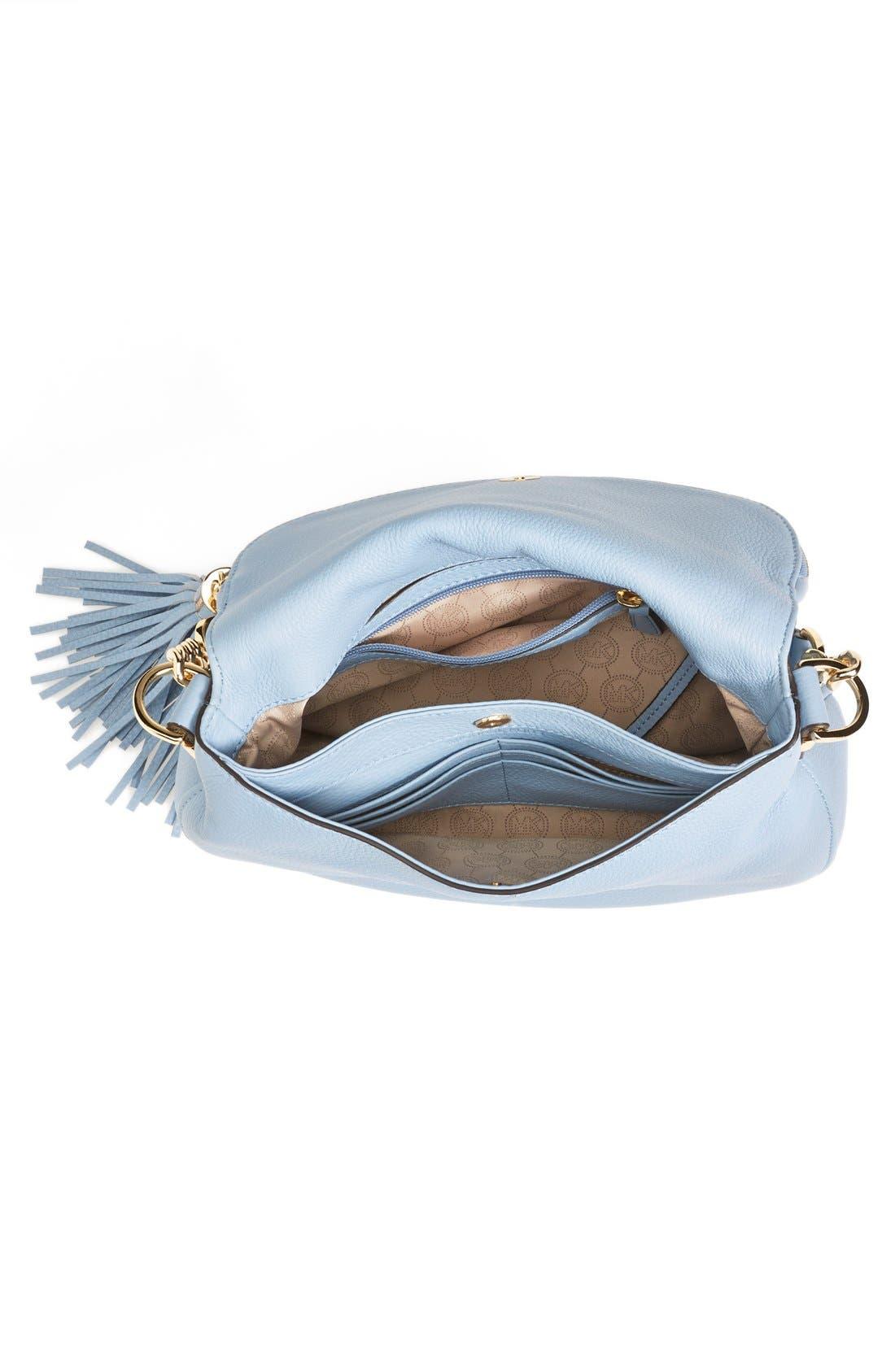 ,                             'Bedford Tassel - Medium' Convertible Leather Shoulder Bag,                             Alternate thumbnail 39, color,                             487
