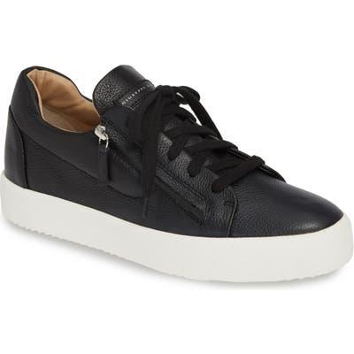 Giuseppe Zanotti Low Top Sneaker, Black