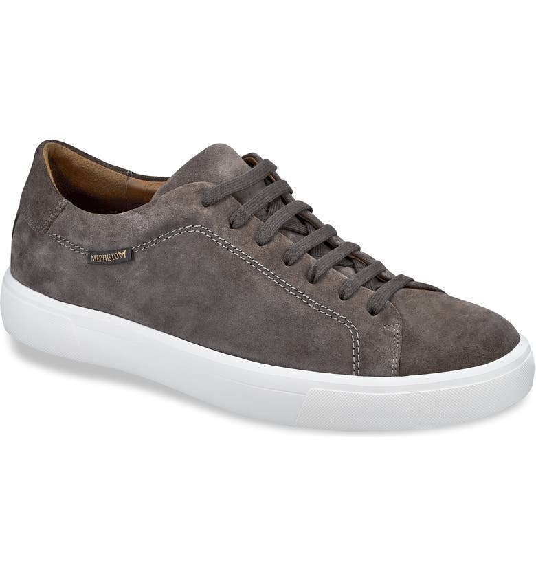 ALLROUNDER BY MEPHISTO Mephisto Cristiano Sneaker, Main, color, WARM GREY