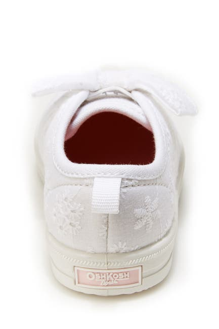 Image of OshKosh Dahlia Bow Slip-On Sneaker