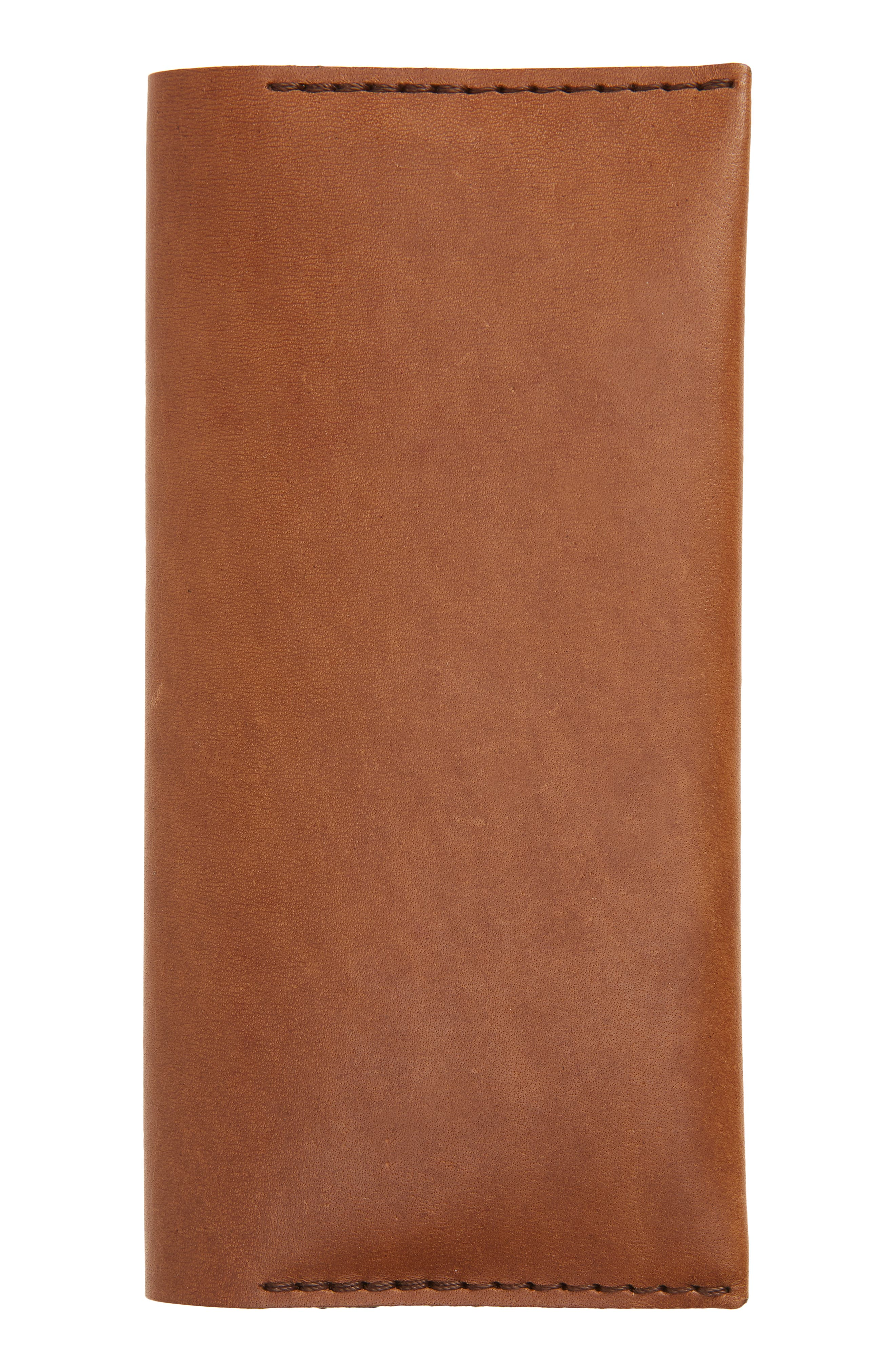 No. 12 Long Leather Wallet