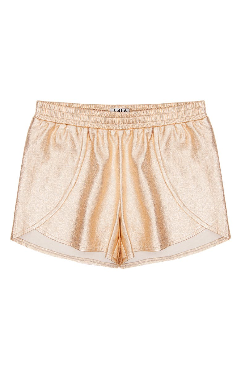 MIA NEW YORK Tulip Shorts, Main, color, 710