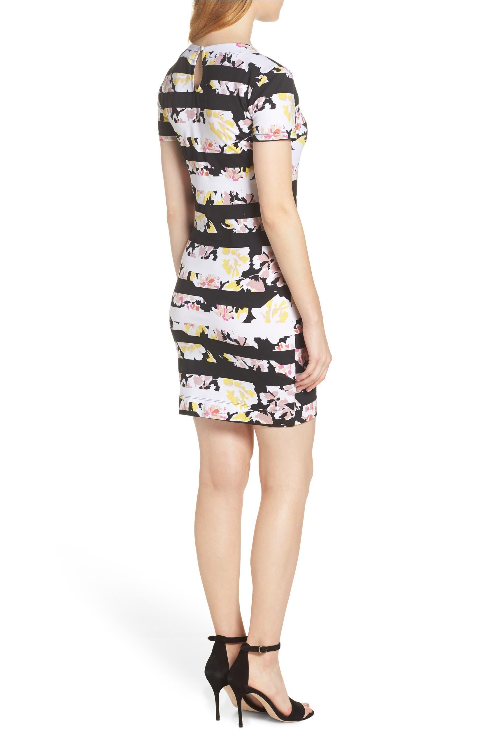 9e0863cb5b1 French Connection Enoshima Print Jersey Dress | Nordstrom